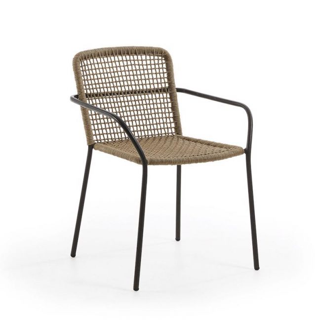 Nash Patio Chair | Tan | CLU Living