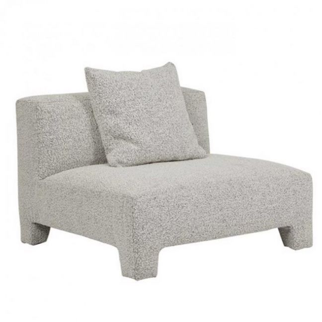 Natadora Morocco Centre Sofa   Speckle Boucle   Pre Order