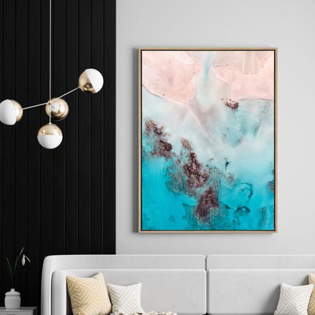 Natural Bliss | Drop Shadow Framed Wall Art