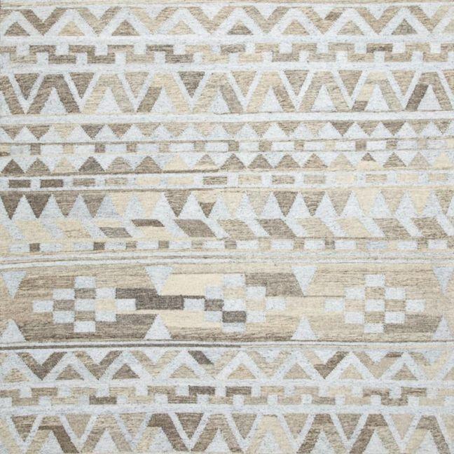 Natural   Handmade Flat Weave Rug