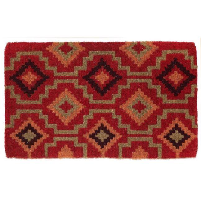 New Lhasa | 100% Coir Doormat | Welcome Mat | Entry Mat | Fab Habitat | Free Shipping