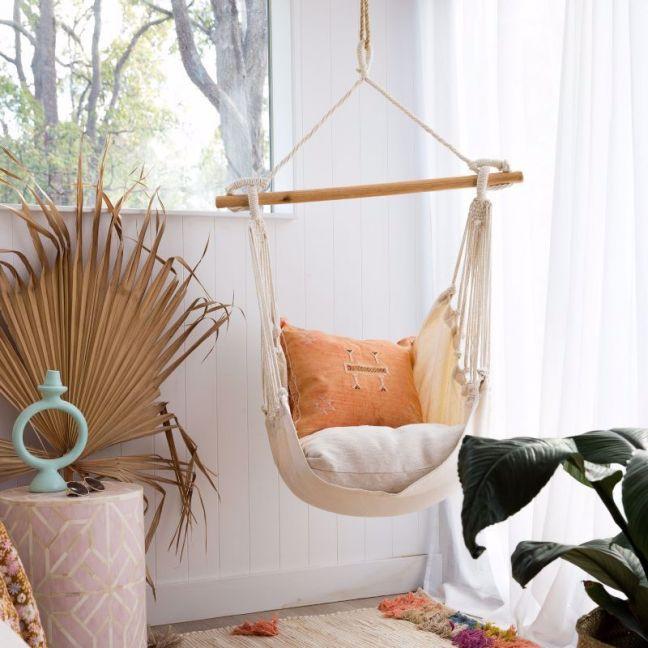 Noosa Hammock Swing | Natural | by Collective Sol