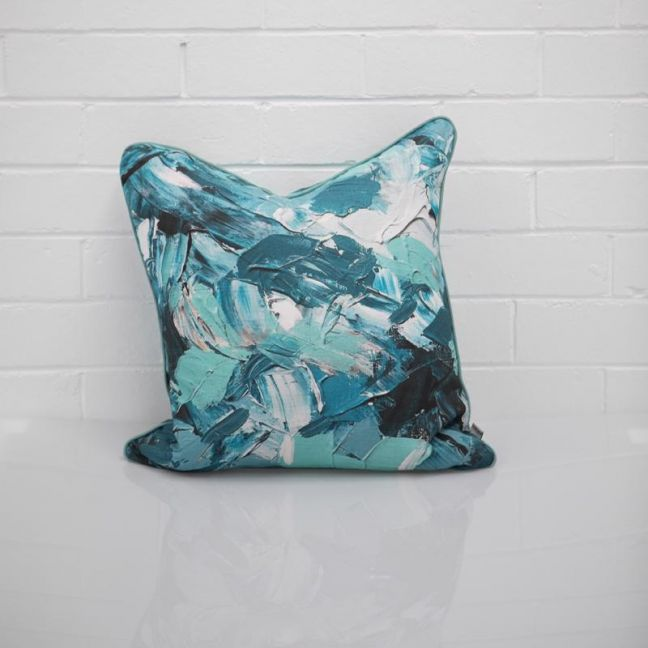 Ocean Cushion I Jak & Co Design