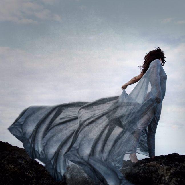 On the Wind by Kellie North | Ltd. Edition Print | Art Lovers Australia