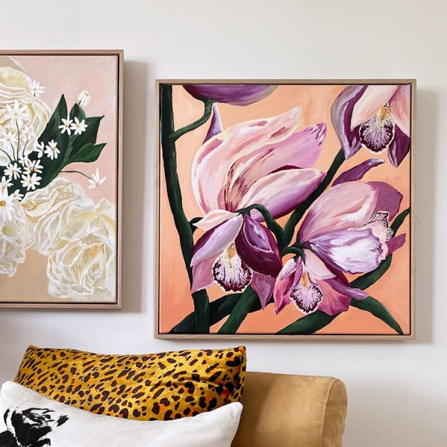 Orchids by Danelle Messaike | Limited Edition