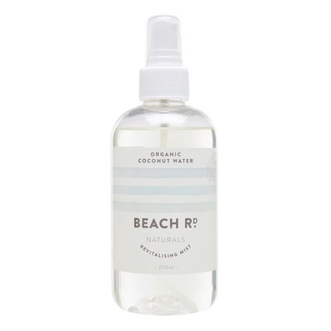 Organic Coconut Water Revitalising Mist | 250ml | by Beach Road Naturals