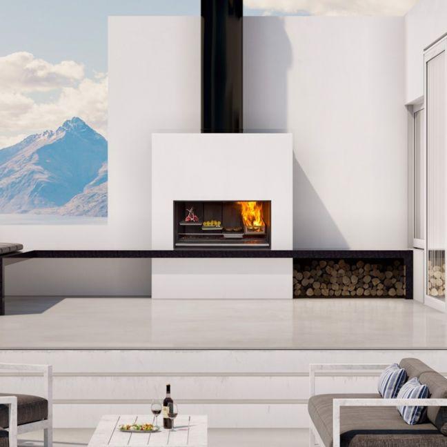 Outdoor Fireplace Kitchen | EK Series | EK1250