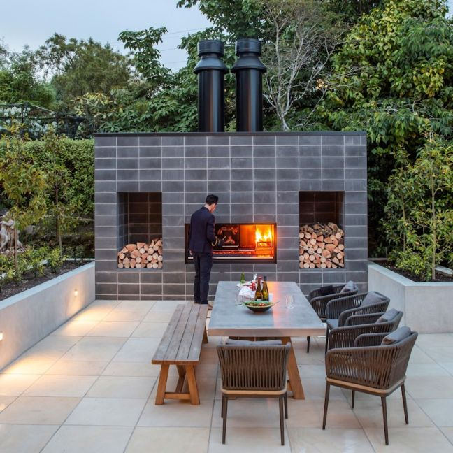 Outdoor Fireplace Kitchen | EK Series | EK1550
