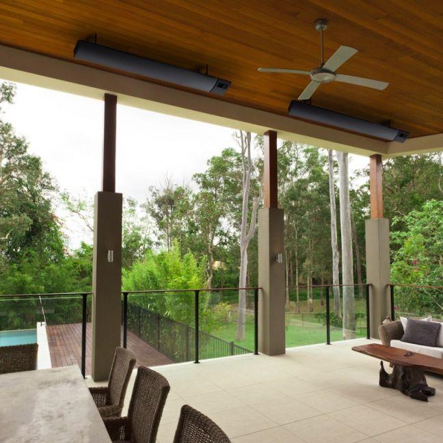 Overhead Outdoor Heaters | Radiant Ceramic | RC1800
