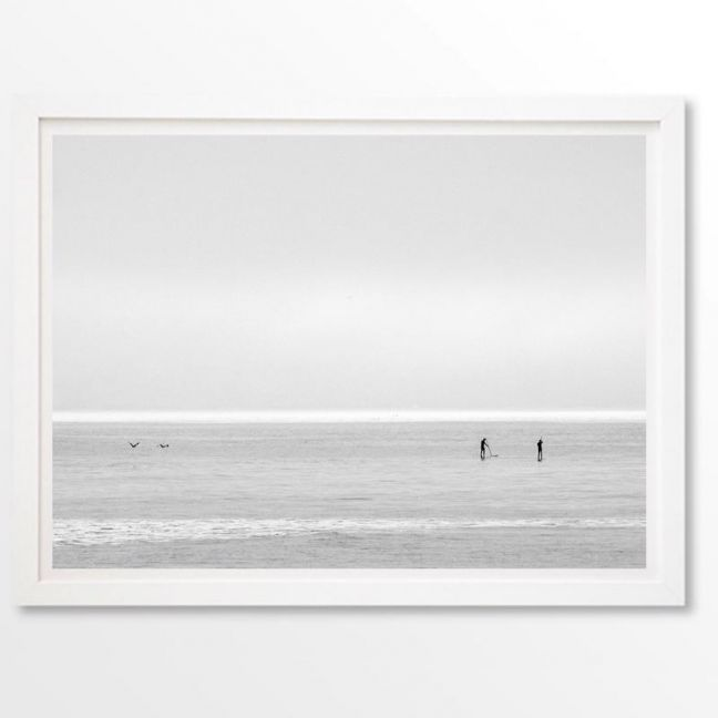 Paddle Together | Framed Art