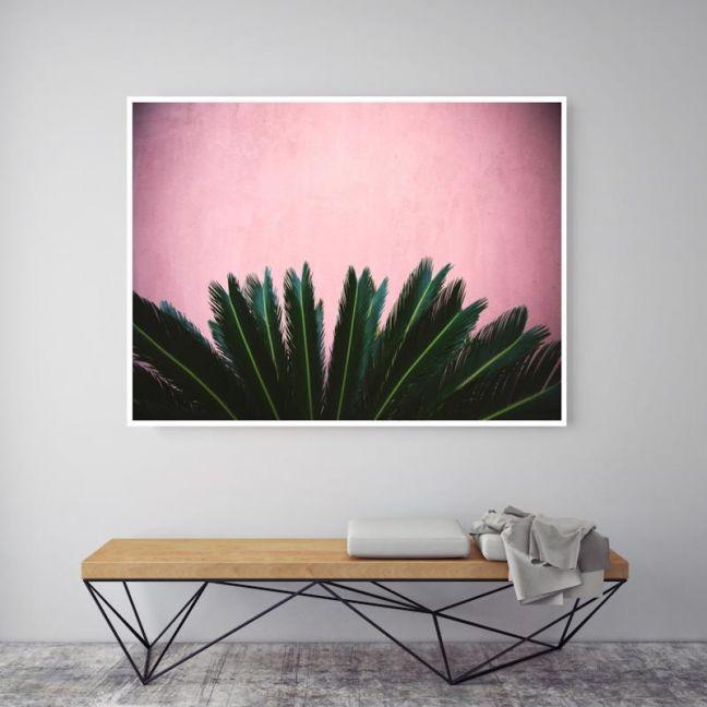 Palm Love | Canvas Art