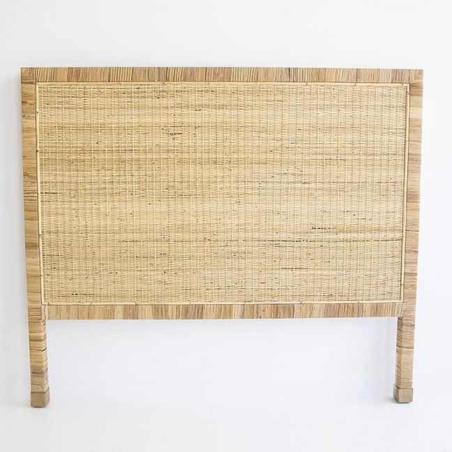 Palms Bedhead | Queen Size