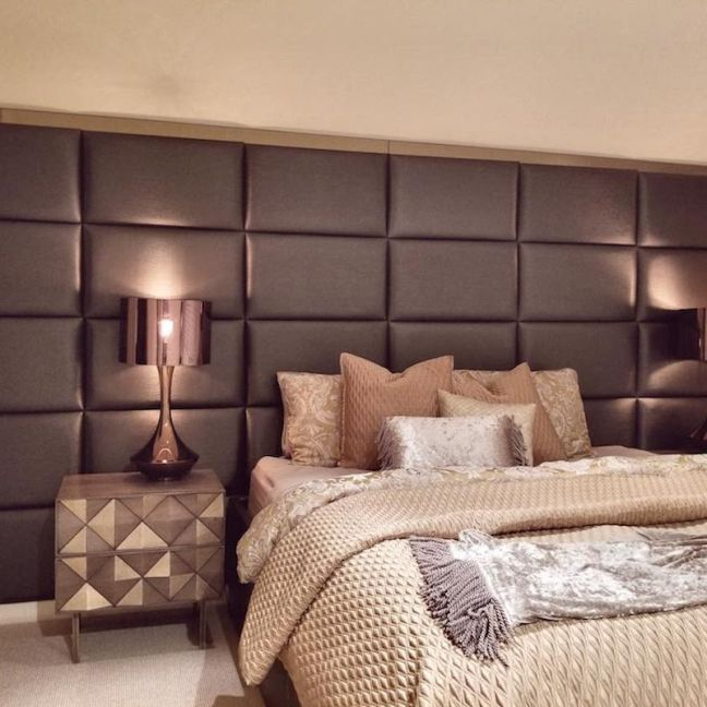Panelled Headboard by BedsAhead   Custom Made   All Sizes