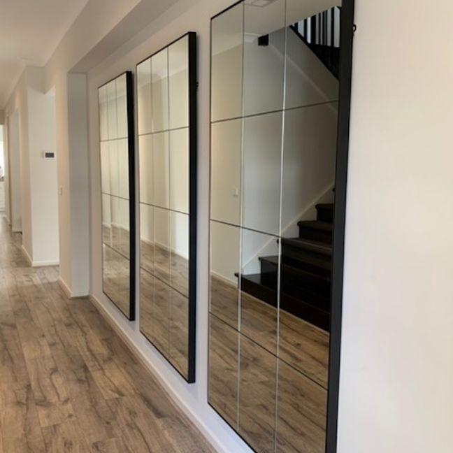 Panelled Leaner Mirror | Pre order