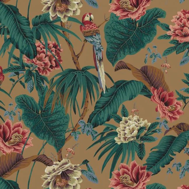 Paradisa Tropical Wallpaper   Sand