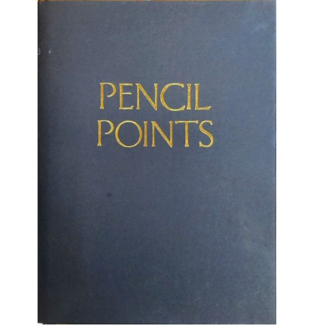 Pencil Points Reader | Coffee Table Book