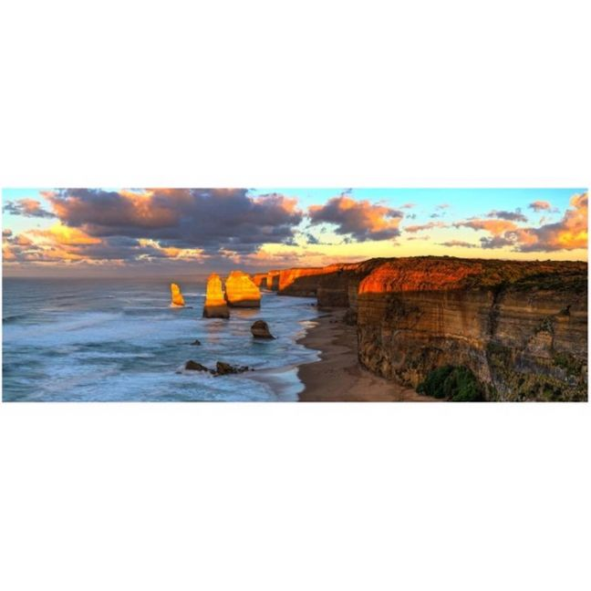 Photography | Unframed Print | The 12 Apostles Sunrise II | by Nick Psomiadis