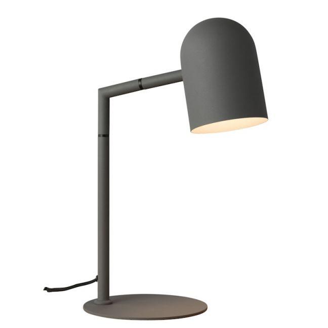 Pia Charcoal Desk Lamp