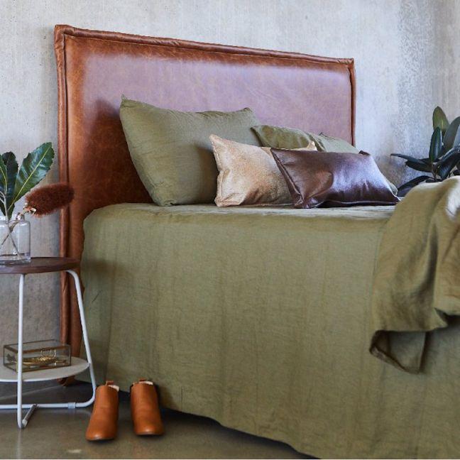 Pillay Bedhead | Custom Made by Bedsahead | Custom Fabric Selection