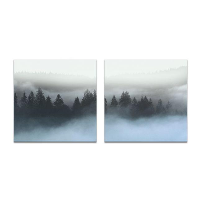 Pine Mist | Canvas or Print by Photographers Lane