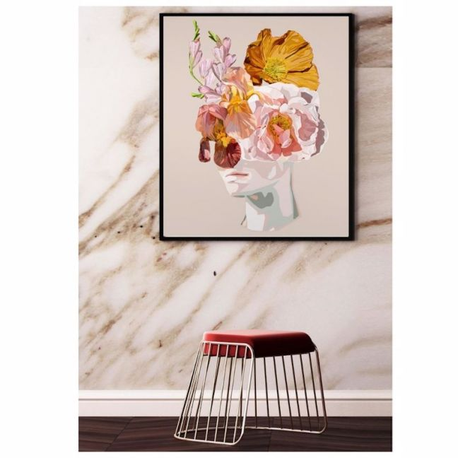 Pink Haze | Canvas Print | Various Sizes | Adele Naidoo