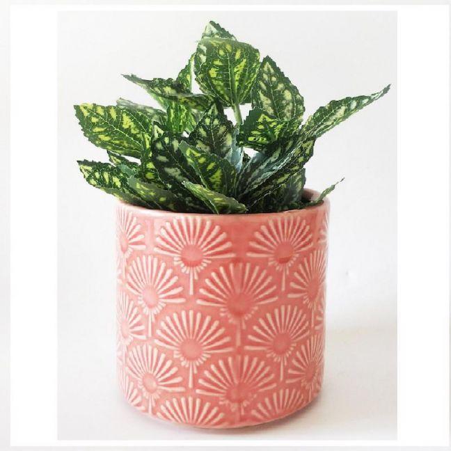 Pink Kari Planter