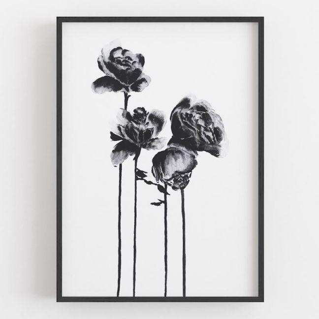 Poised by Danelle Messaike   Framed Fine Art Print