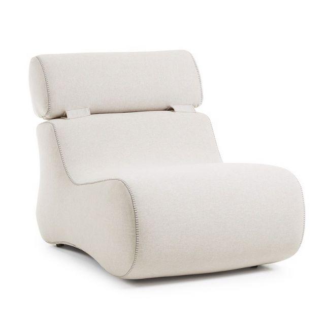 Club Upholstered Armchair | Beige