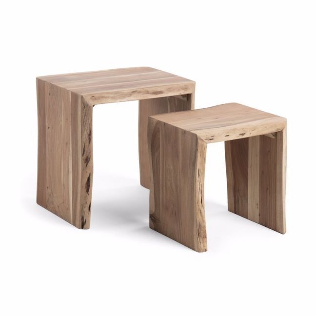 Kairy Set 2 Nesting Tables