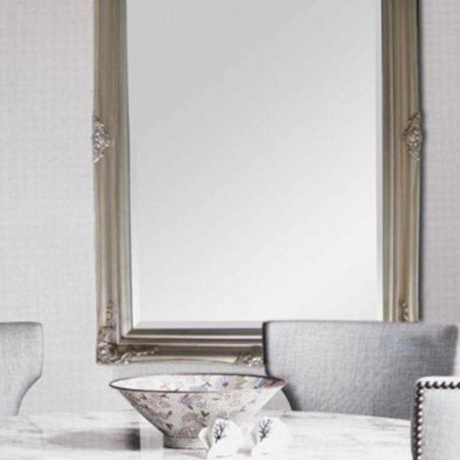 Princess Mirror | Silver