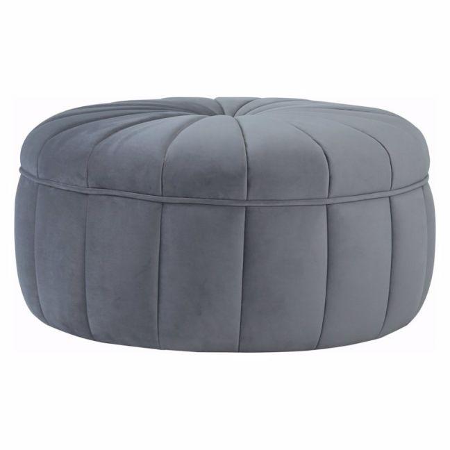 PROBE Ottoman - Grey Colour