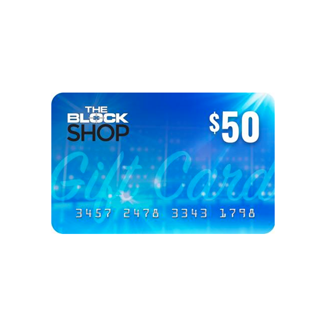 The Block Shop Virtual Gift Cards