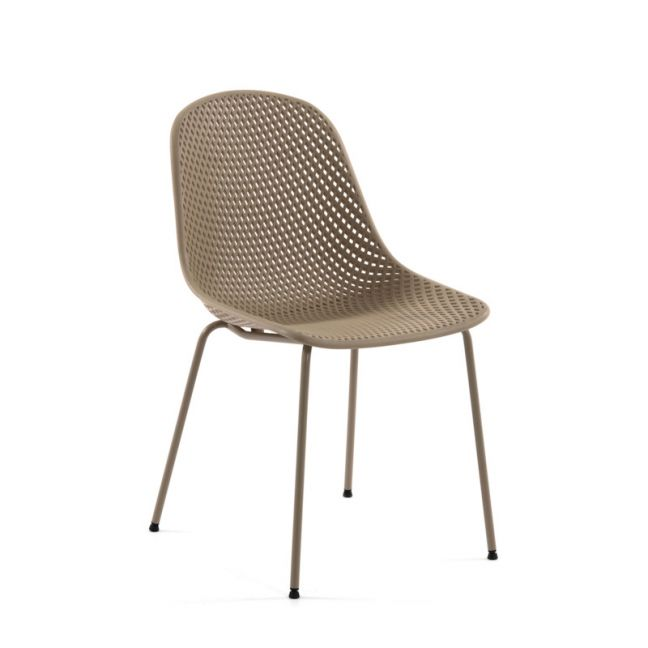 Quinby Chair   Beige