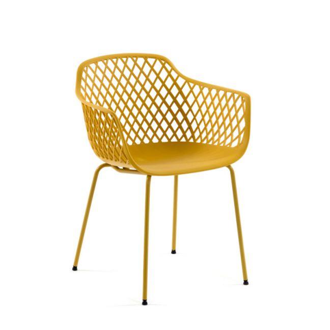 Quinn Chair | Yellow