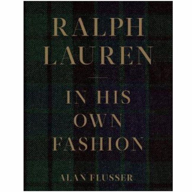 Ralph Lauren In His Own Words | Coffee Table Book