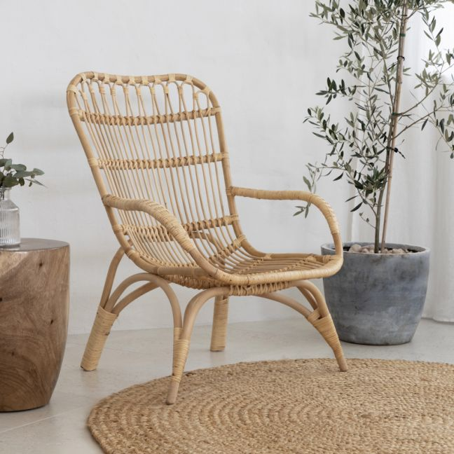 Rattan Relaxer Chair   By Au Fait - January Pre Order