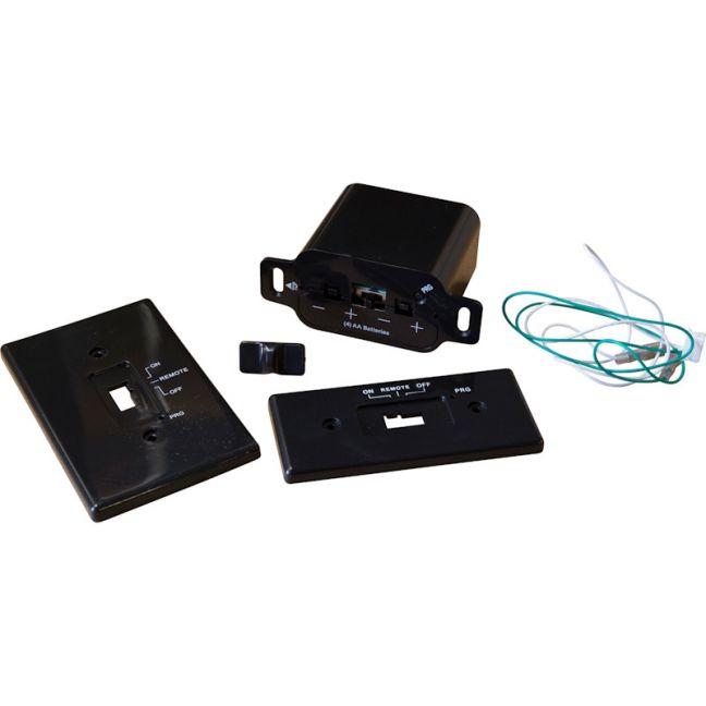 Receiver for DV36L Gas Fire Remote | Black | Schots