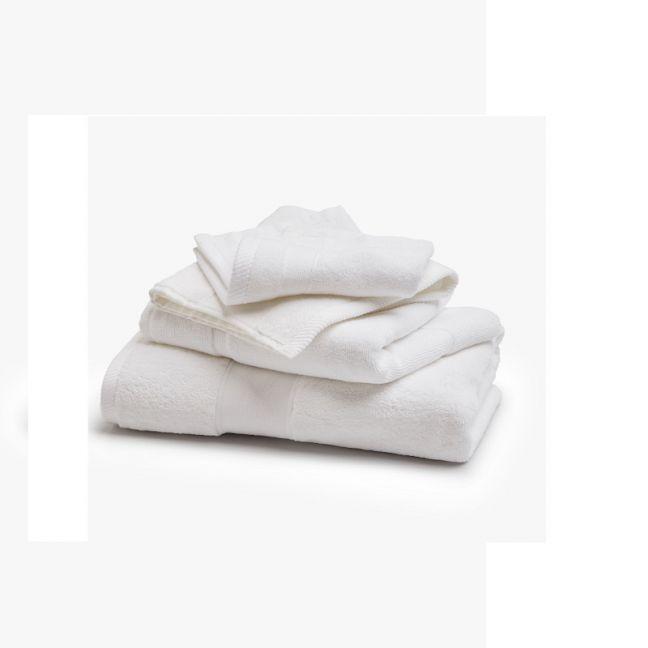 Regent White Towels | Bath Towel