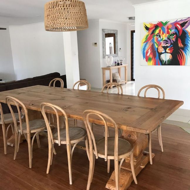 Replica Bentwood Chair | Weathered Oak