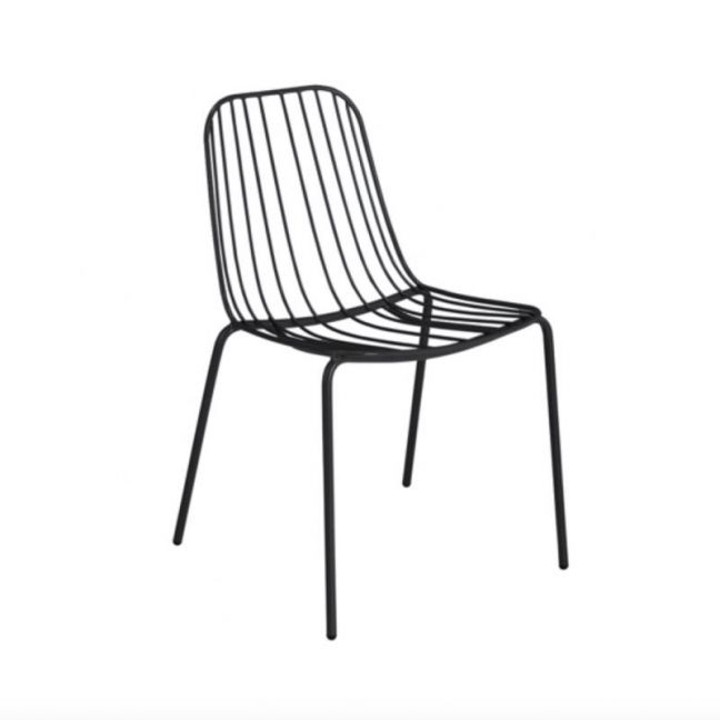 Resonate Patio Chair | CLU Living | Black