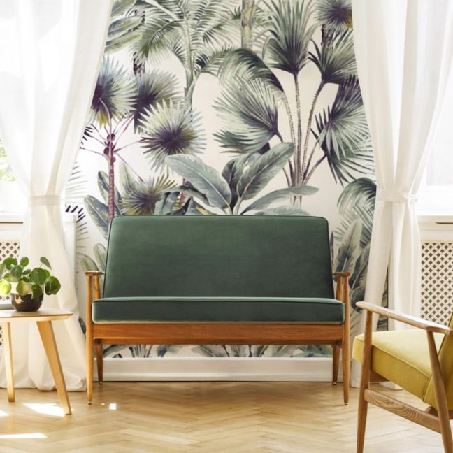Retro Palm | Wallpaper