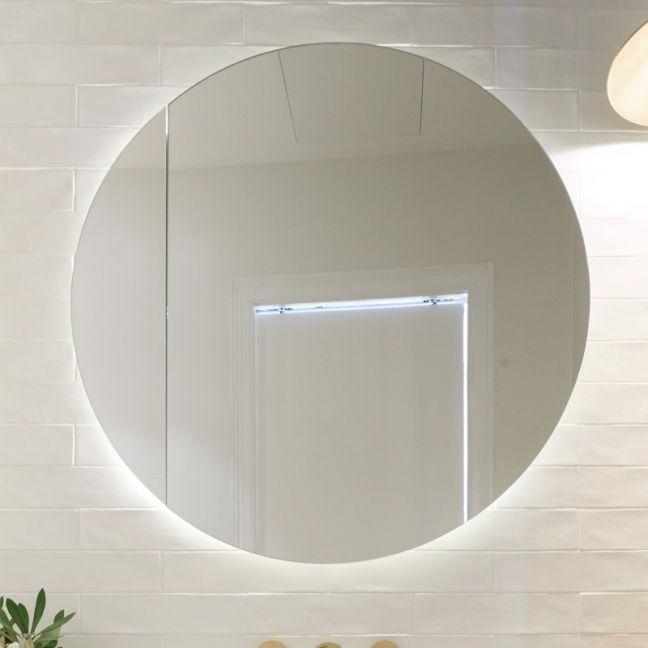Rifco Cirque Circle Mirror Cabinet