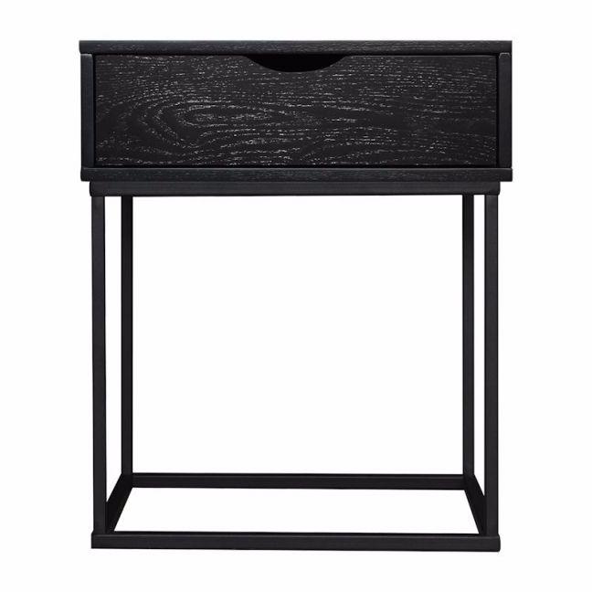 Riley Bedside Table | Black | Pre Order
