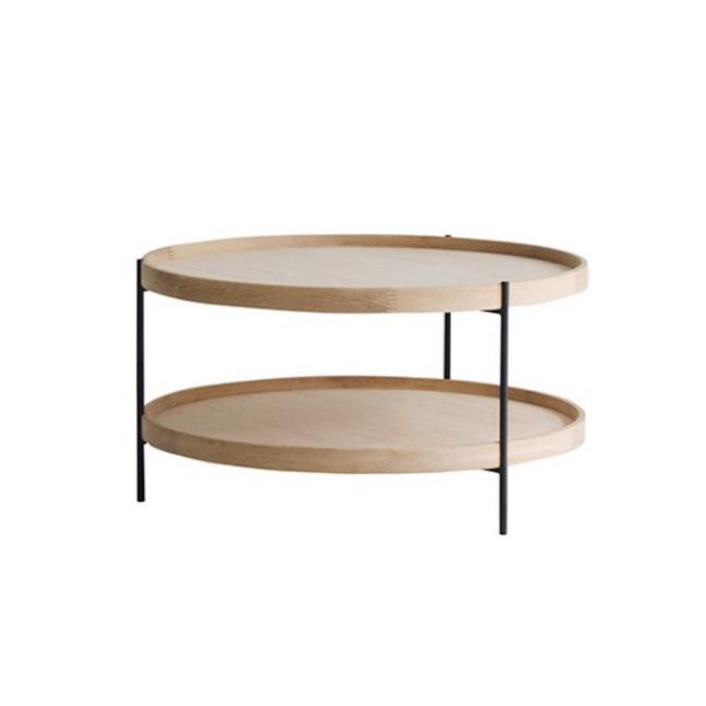 Riva Round Coffee Table | Small | CLU Living