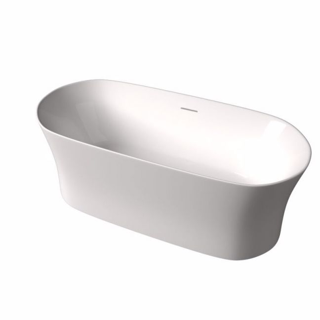 Roca Inspira Freestanding Bath White