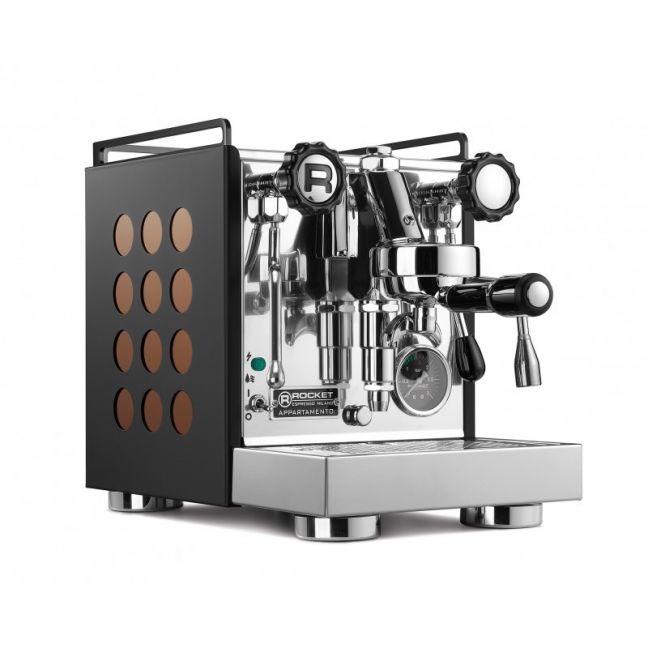 Rocket Appartamento Nero Series | Coffee Machine by Coffee-A-Roma