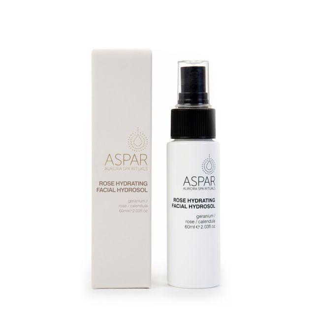 Rose Hydrating Facial Hydrosol   by Aspar