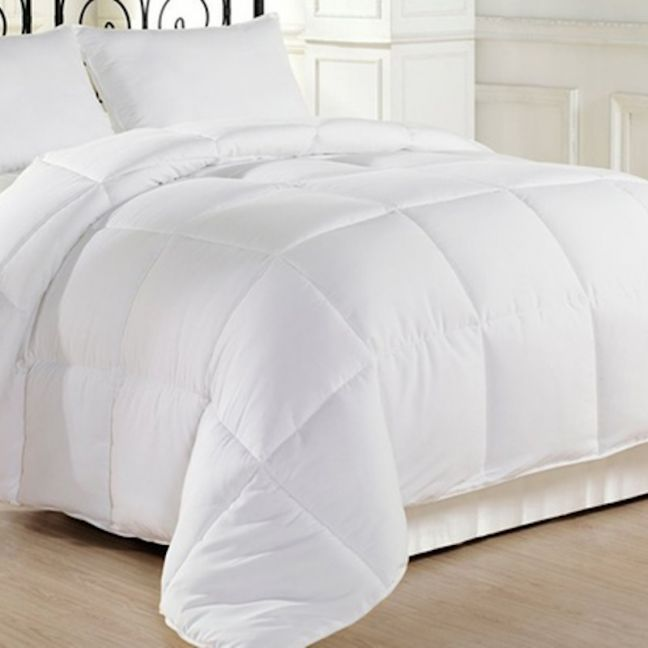 Royal Comfort Deluxe Pure Soft 500GSM Duck Down Quilt