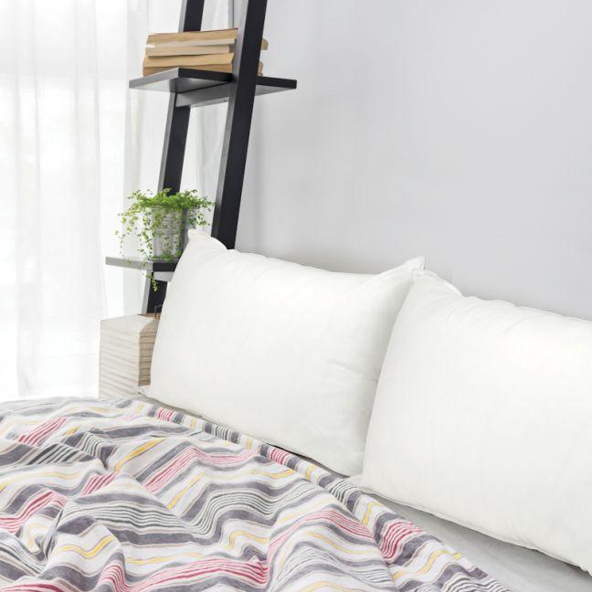 Royal Comfort UltraBounce Microfiber Pillow   Single Pack