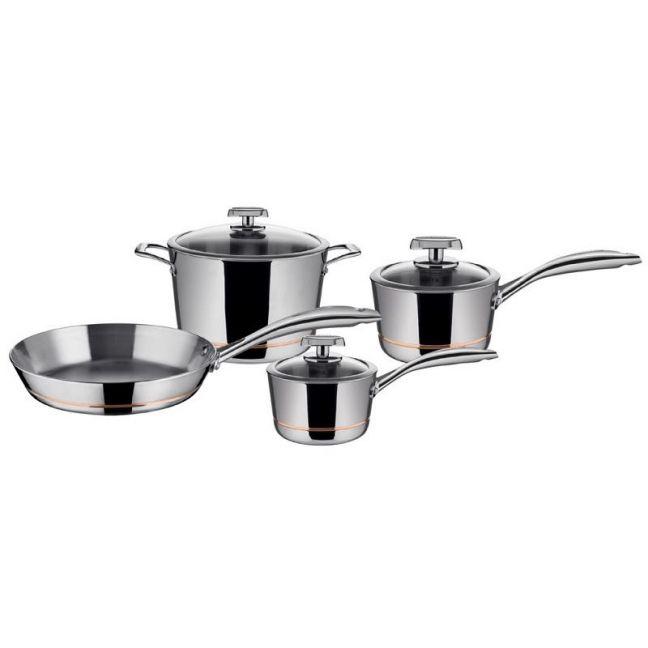 Scanpan Axis Cookware Set | 4 piece